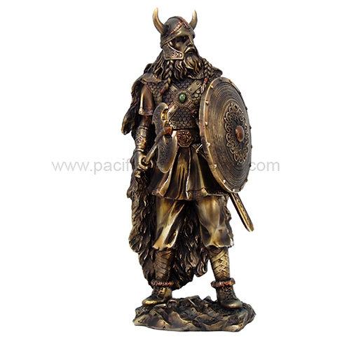 8734 Viking Warrior Figurine
