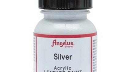 Angelus Silver Metallic Paint