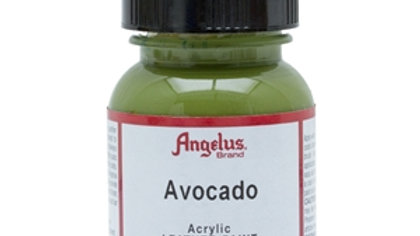 Angelus Avocado Paint