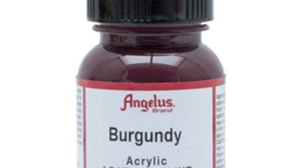 Angelus Burgandy Paint