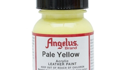 Angelus Pale Yellow Paint