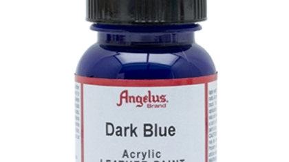 Angelus Dark Blue Paint