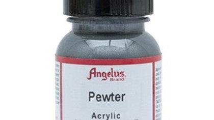 Angelus Pewter Metallic Paint