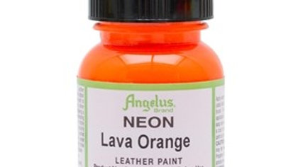 Angelus Lava Orange Neon Paint
