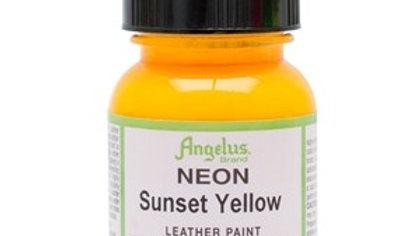Angelus Sunset Yellow Neon Paint