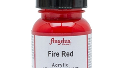 Angelus Fire Red Paint