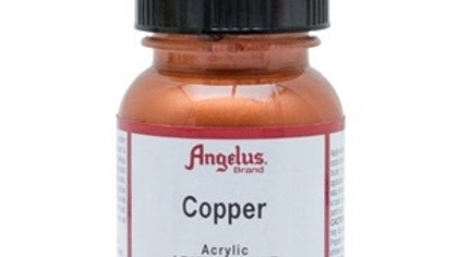 Angelus Copper Metallic Paint