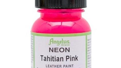 Angelus Tahitian Pink Neon Paint