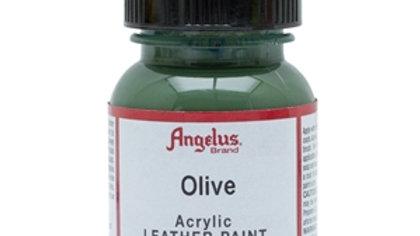 Angelus Olive Paint