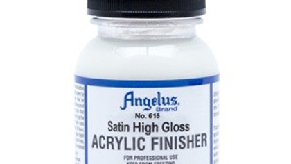 Satin High Gloss Finisher
