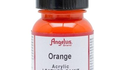 Angelus Orange Paint