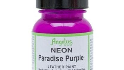 Angelus Paradise Purple Neon Paint