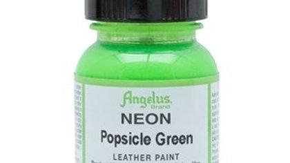 Angelus Popsicle Green Neon Paint