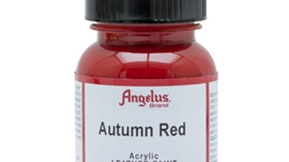 Angelus Autumn Red Paint