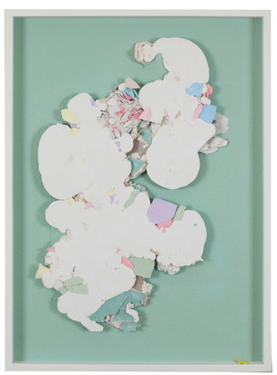 Conspiracy Cloud (green), 2016