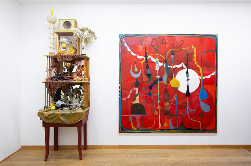 JO VAN DE LOO Exhibition view 3, Various