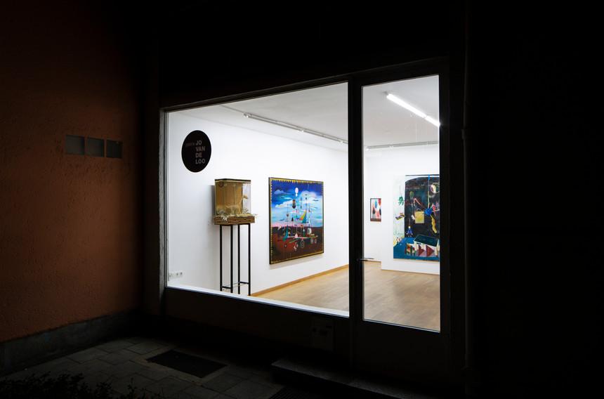 JO VAN DE LOO Exhibition view 5, Various