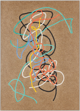 p.o.t.d. 10 (squiggles without burgunder), 2014