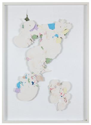 Conspiracy Cloud (white), 2016