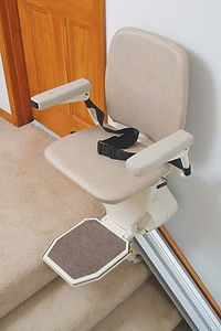 Pinnacle has safety sensors, folding seat and armrests.