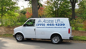We install wheelchair and chair lifts in the Chicago area.