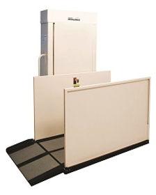Vertical wheelchair lift, RPL.