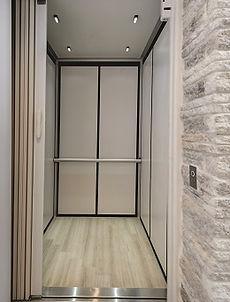 Everest residential elevator.