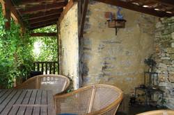 La terrasse des Hirdondelles