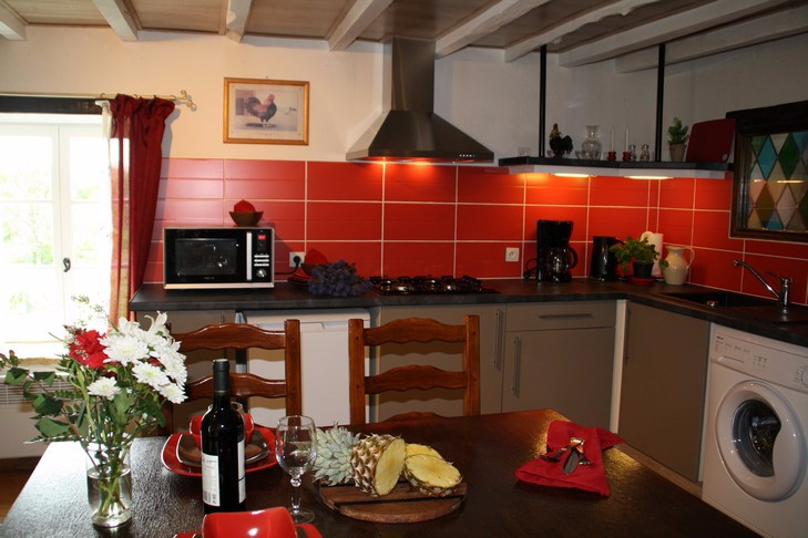 French Rural Cottage Rental