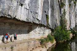 Hiking in South-West France