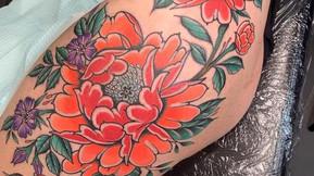 Rio Vandivier Flower tattoo.jpg