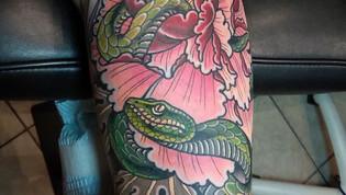 Bobby Ellis Victory Tattoo