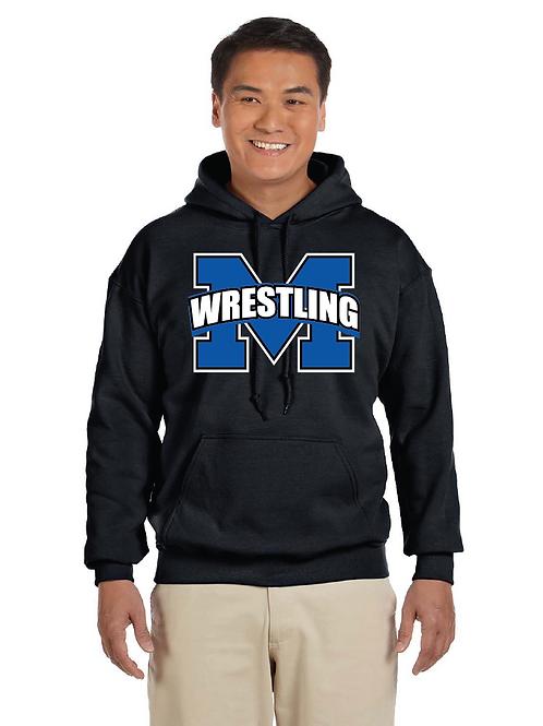 Wardog Wrestling Hoodie