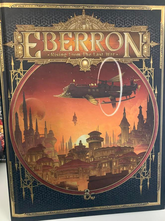 Happy Eberron Day!