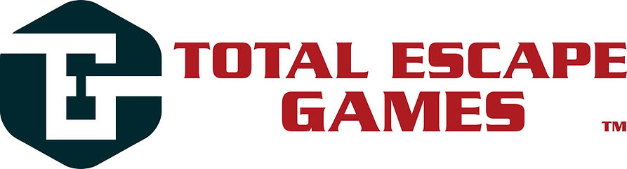 The official Total Escape Games banner