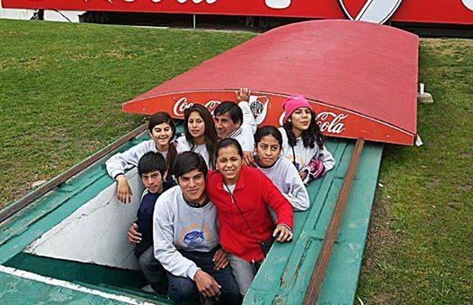 visitamos River Plate!