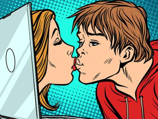 Namoro virtual em tempos de Covid