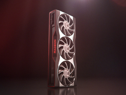 AMD divulga visual da nova série RX 6000 !!