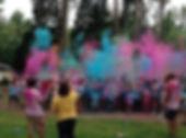 cloquet color run
