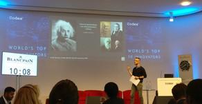 Codex World's Top 50 Innovators 2019