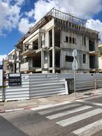 פיקוח לפרויקט הריסה ובניה ברחוב קהילת יאסי בתל אביב