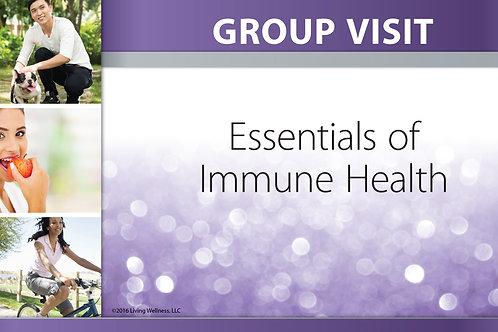 GVT-6:  Essentials of Immune Health (Digital Download)