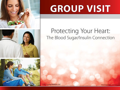 GVT-2:  Protecting the Heart-The Blood Sugar Connection (Digital Download)