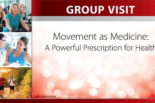 GVT-7:  Movement As Medicine (Digital Download)