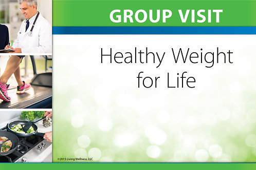 GVT-5:  Healthy Weight for Life (Digital Downloads)