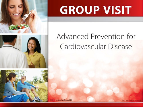 GVT-1 Advanced Prevention for CVD (Digital Download)