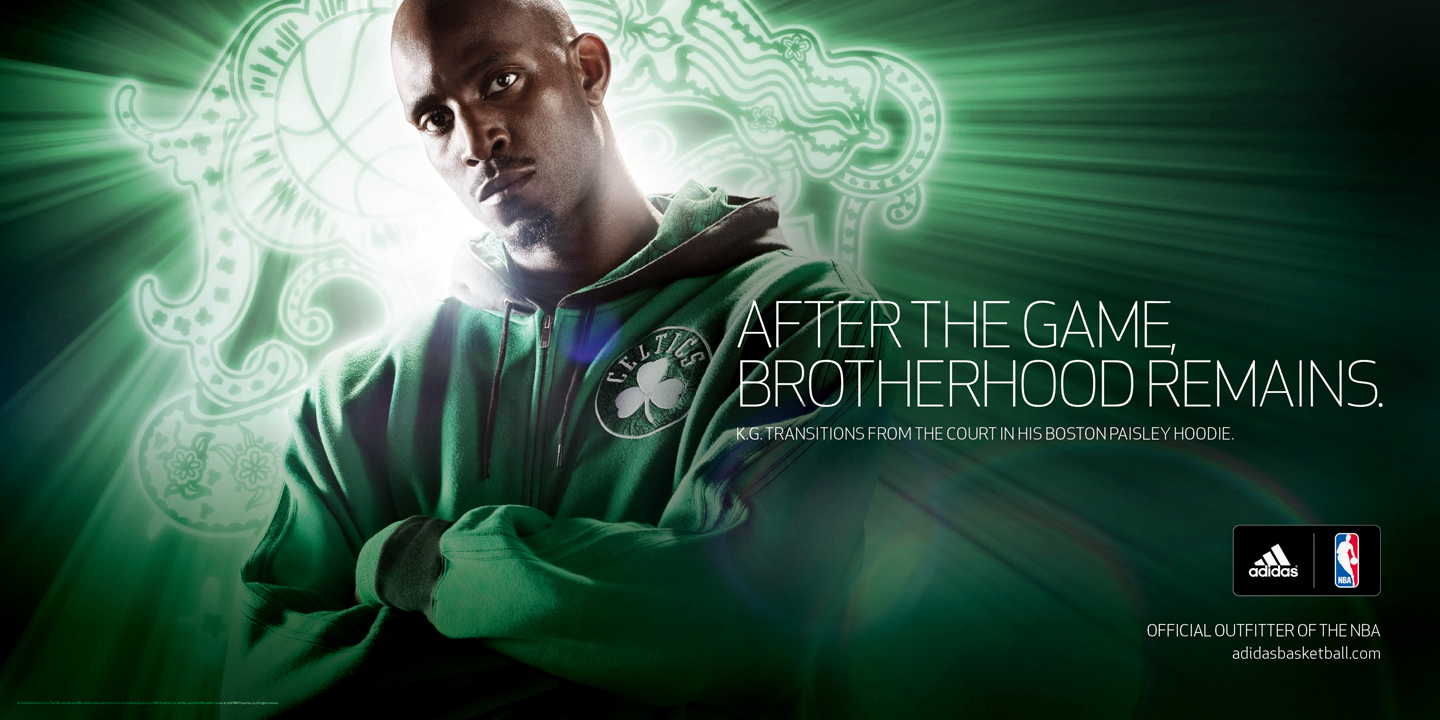 Paisley Collection: Kevin Garnett