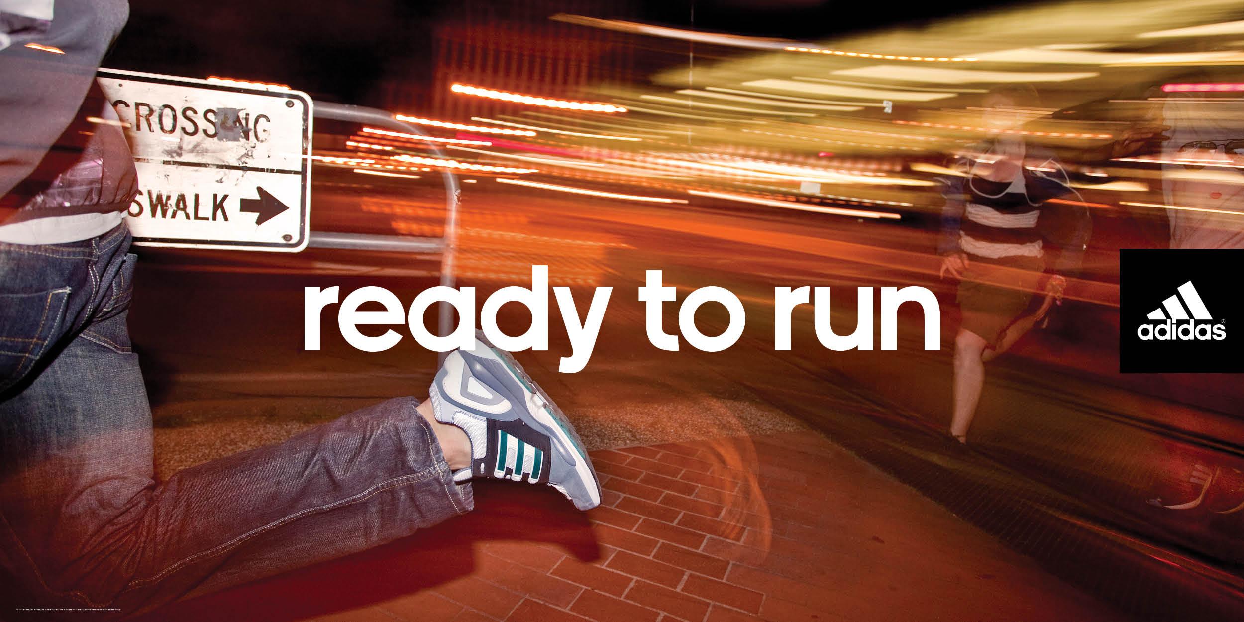 adidas Re:Run Campaign