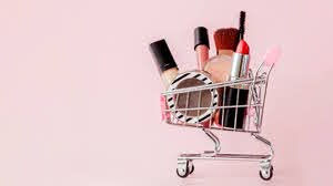 Makeup Shopping