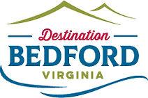 Destination Bedford VA  - new logo 2018.